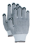 Majestic Glove PVC Dotted Knit #3825