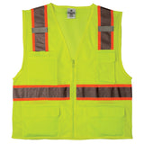 ML Kishigo Ultra-Cool Mesh Vest, Lime #1195