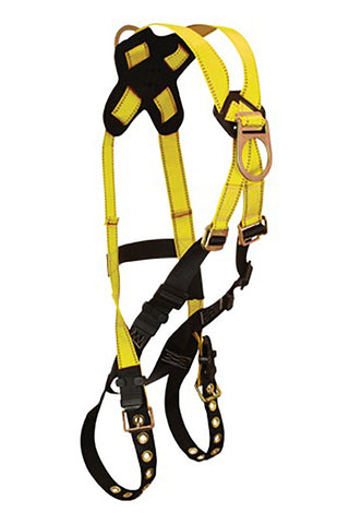 FallTech Journeyman FLEX Steel Climbing Harness #7028