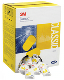 3M  E-A-R Classic Uncorded Earplugs (200/Box) #310-1001