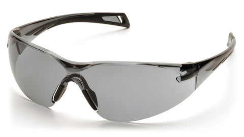 Pyramex PMXSLIM Safety Glasses, Gray Anti-Fog Lens #SB7120ST