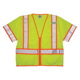 ML Kishigo Ultra-Cool Mesh Surveyors Vest #1242