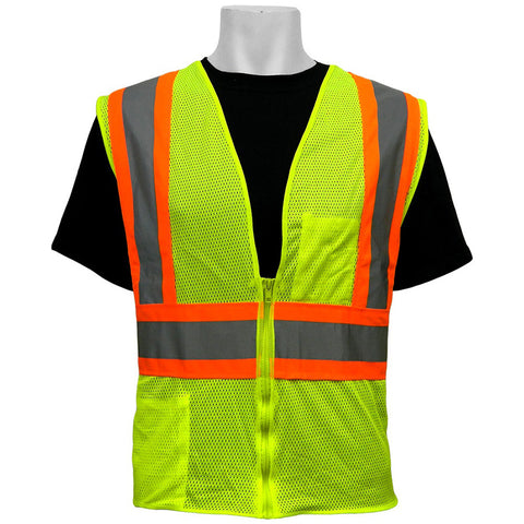 Global Glove FrogWear Safety Vest  #GLO-002
