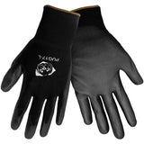 Global Glove Black 13-Gauge Nylon Glove  #PUG17