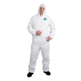 Lakeland Micromax NS Coverall with Hood & Boots  #CTL414