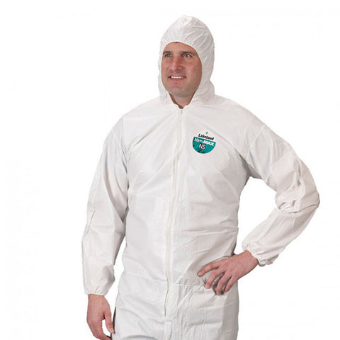 Lakeland Micromax NS Coverall with Hood  #CTL428