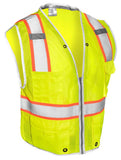 ML Kishigo Brilliant Series Class 2 Safety Vest #1510