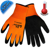 Global Glove Ice Gripster Glove, Orange  #388INT