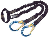 DBI Sala ShockWave 2 Arc Flash Web Loop 100% Tie-Off Shock Absorbing Lanyard  #1244634