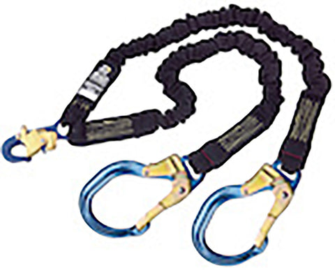 DBI Sala ShockWave 2 Arc Flash 100% Tie-Off Shock Absorbing Lanyard  #1244632