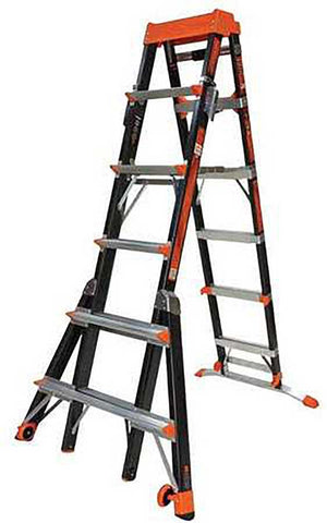 Select Step 5'-8' Stepladder  #15130-001