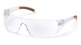 Carhartt Safety Glasses Clear #CH110ST
