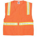 Ml Kishigo Economy Multi-Pocket Surveyors Vest #1091