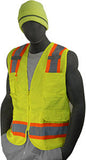 Majestic Hi-Vis Yellow Vest #75-3223