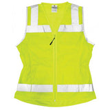 ML Kishigo Ladies Economy Vest, Lime  #1525