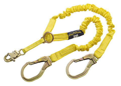 DBI Sala ShockWave 2 100% Tie-Off Rescue Shock Absorbing Lanyard  #1244456