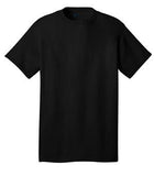 San Mar T-Shirt Jet Black #PC54JB