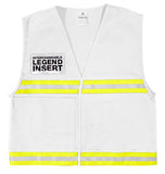 ML Kishigo Incident Command Vest, White #4711
