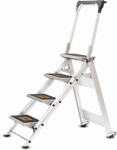 Safety Stepladder w/Handrail #10410BA