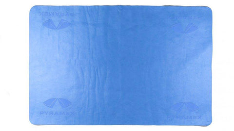 Pyramex Cooling Towel, Blue #C160