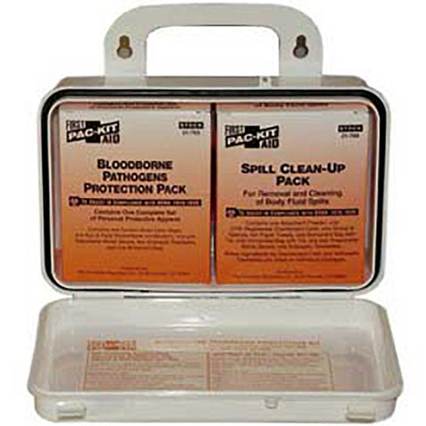 Acme Pac-Kit Bloodborne Pathogens #3060
