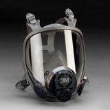 3M 6000 Series Full Facepiece Respirator, Medium #6800DIN