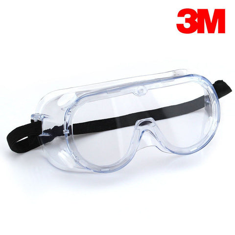 3M Splash Goggle, Clear Lens #1621