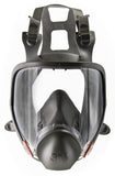 3M 6000 Series Full Face Mask Respirator