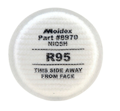 Moldex R95 Particulate Filter 5/bag#8970