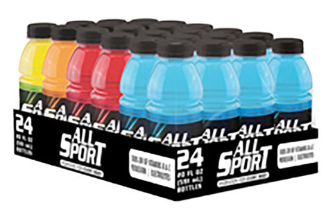 All Sport 20 oz.24/Variety Pk #FAS20RNBW