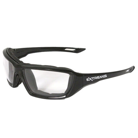 Radians Extremis Anti Fog Safety Glasses, Clear Lens  #XT1-11