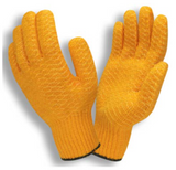 Cordova Orange Honeycomb Lattice Gloves Medium #3900-M