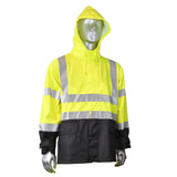 Radians Fortress 35 High Visibility Class 3 Rainwear #RJ07-3ZGV