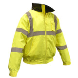 Radians Class 3 Hi-Viz Weather Proof Bomber Jacket  #SJ11Q