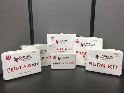 Cardinal Safety Supply First Aid Kits