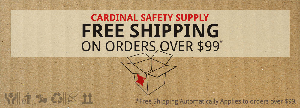 Free Shipping for orders over $99