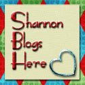 Shannon Blogs Here
