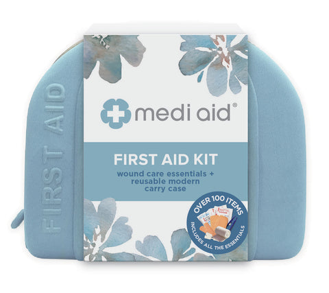 Designer First Aid Kit (Teal)