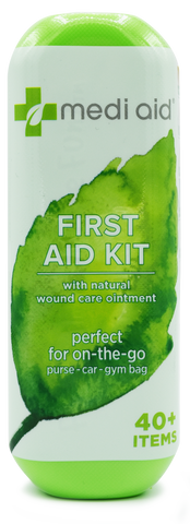 Mediaid Natural First Aid kit
