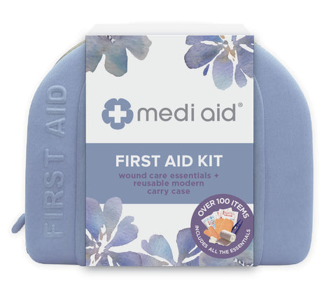 Designer First Aid Kit (Lavender)