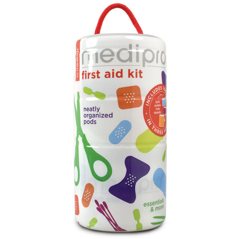 Medipro First Aid Kit Pods (3 designs)