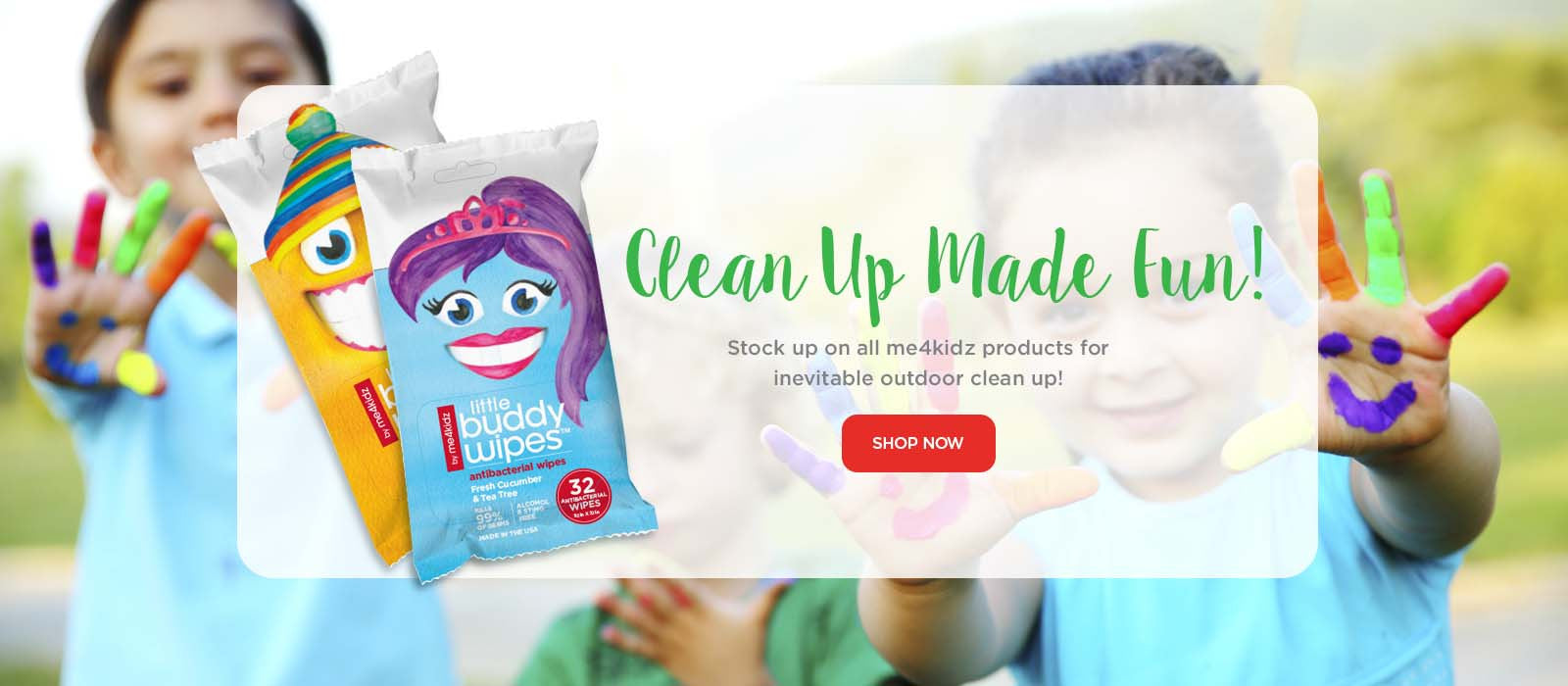 Clean up made fun! - Shop Now