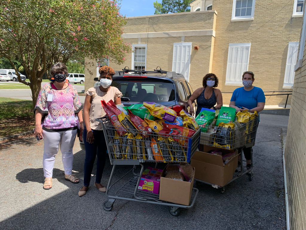 PRESS RELEASE: Savannah Kennel Club Collecting Pet Food for Senior Citizens, Inc.'s Meals on Wheels Pet Food Pantry