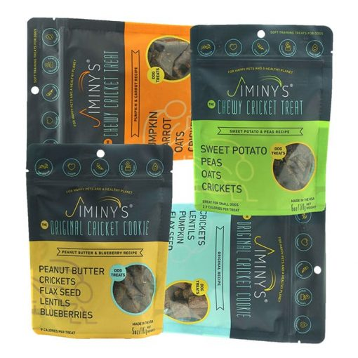 Product Profile: Jiminy's Cricket Treats