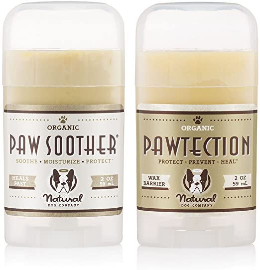 Product Profile: Natural Dog Skin and Paw Soother