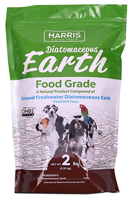 Harris Food Grade Diatomaceous Earth 2Lb