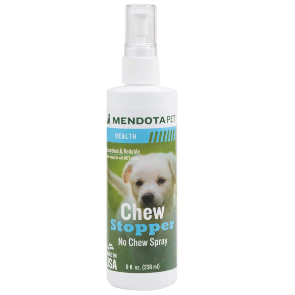 Mendota Pet Chew Stopper Spray 8oz.