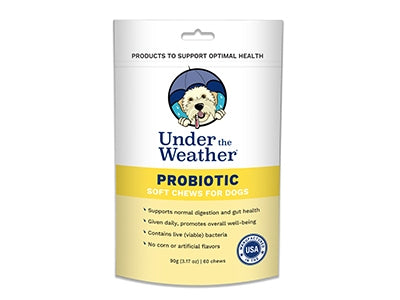 Under the Weather Probiotic