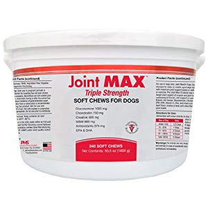 Joint Max Triple Strength Soft Chews For Dogs