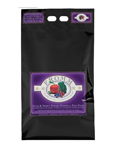 Fromm 4 Star Duck & Sweet Potato Dog Food